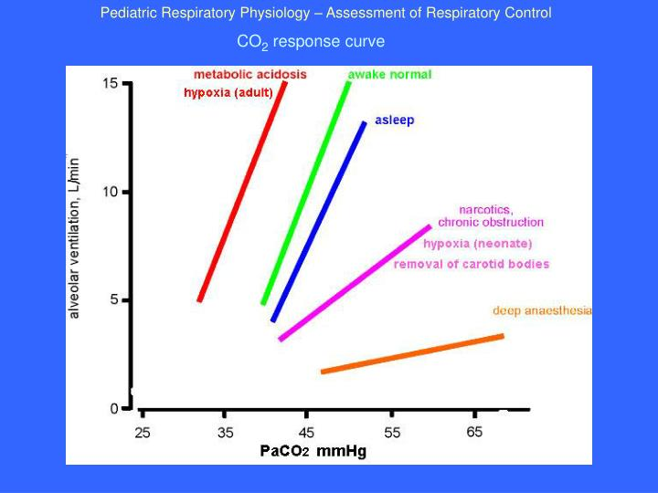 Pediatric Respiratory Physiology – Assessment of Respiratory Control