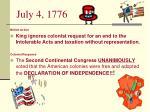 july 4 1776