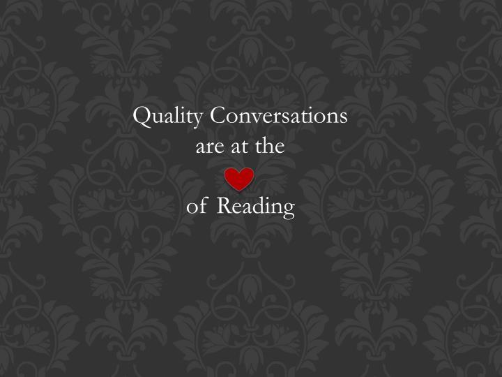 Quality Conversations