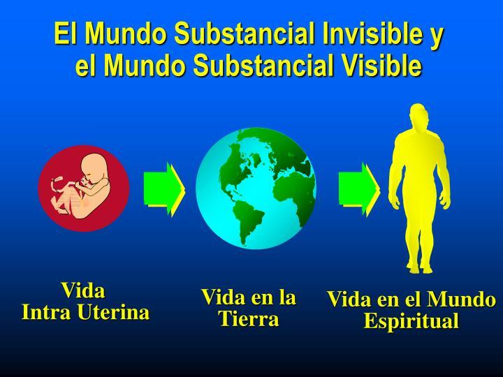 El Mundo Substancial Invisible y