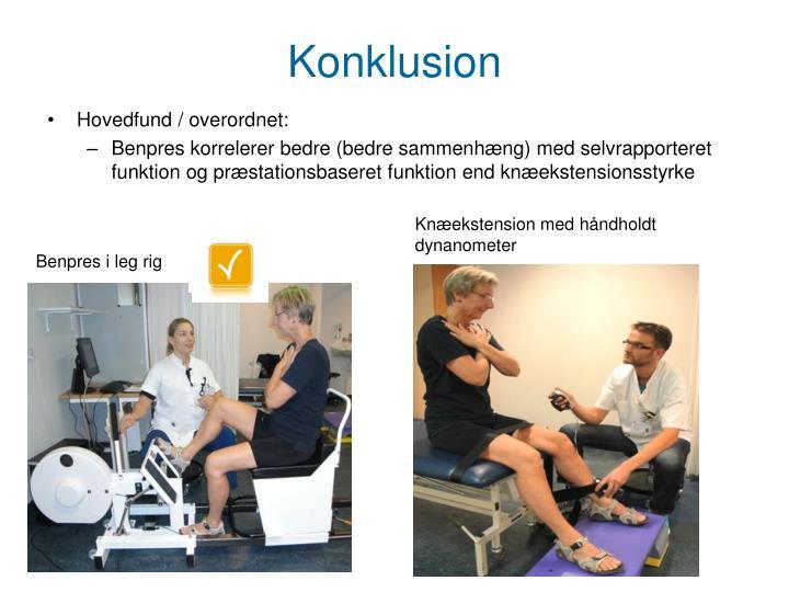 knæekstension
