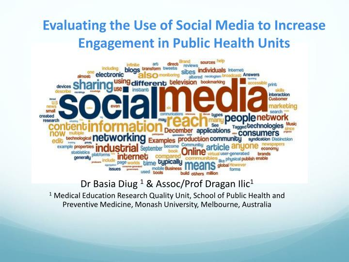 evaluating social media marketing essay The rise in popularity of social networking web sites and other social media outlets such as facebook, twitter, linkedin, and individual blo.