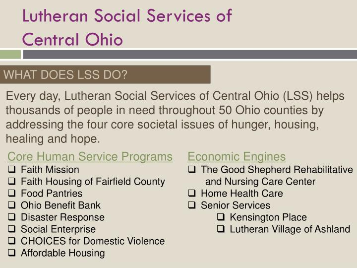 Lutheran social services of central ohio1