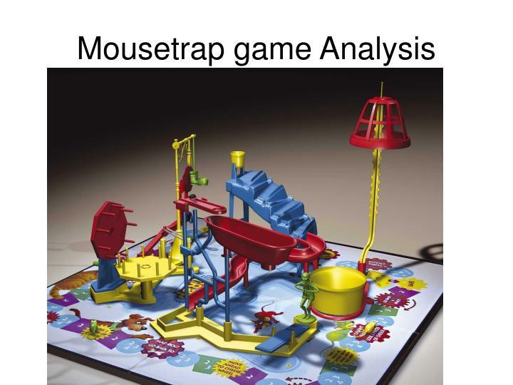 Mousetrap game Analysis
