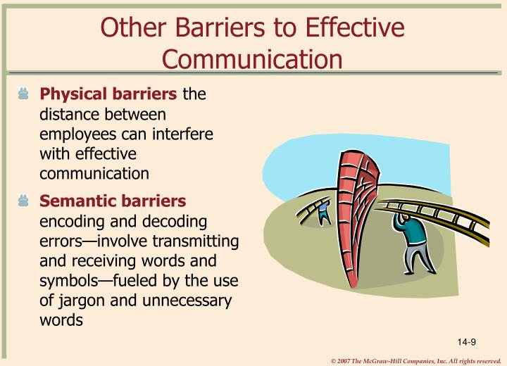communication barriers in age Generational barriers many offices and factories in the 21st century include workers from four different generational groups: mature workers near or past traditional retirement age, baby boomers .