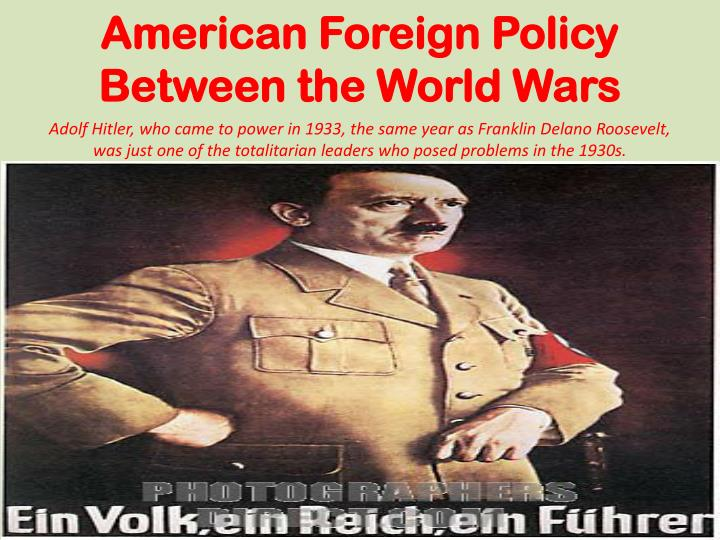 american foreign policies in the late Get an answer for 'was the united states justified in their imperialistic policies of the late 1800's history questions at enotes foreign manufacturers in.