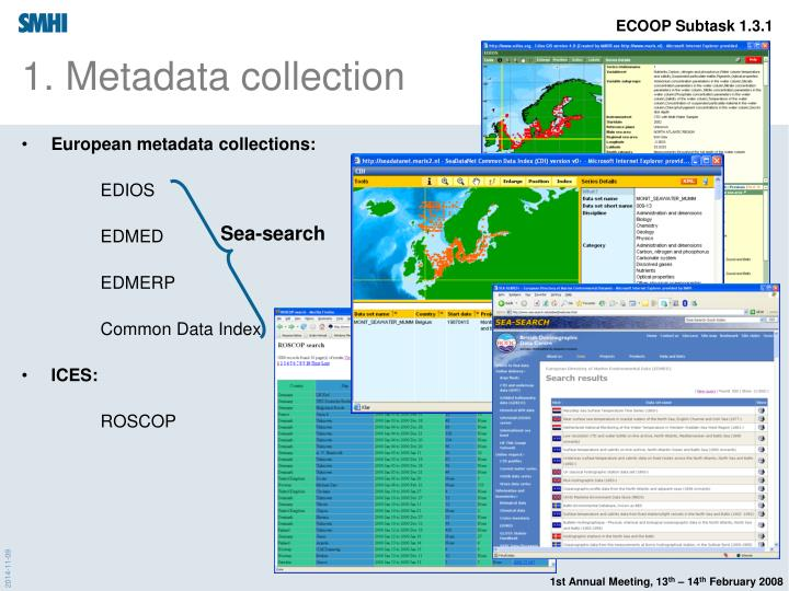 how to avoid metadata collection