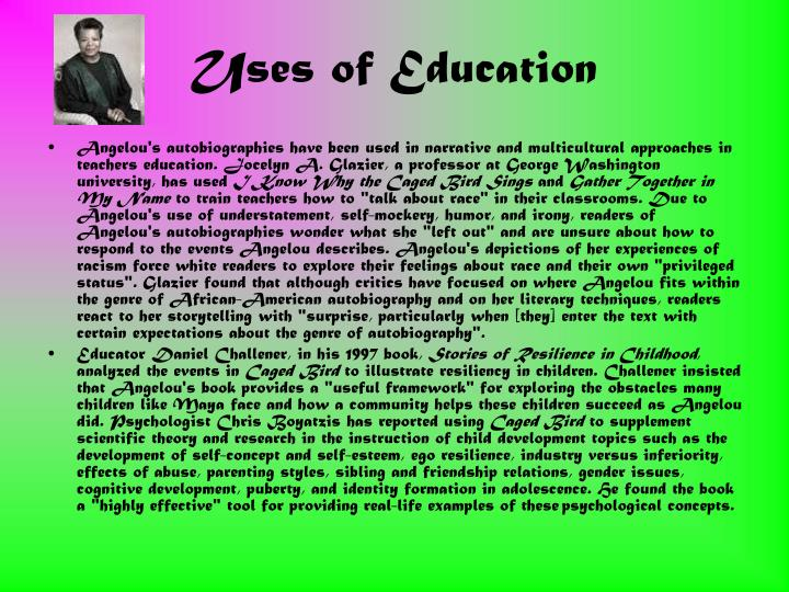 Uses of Education