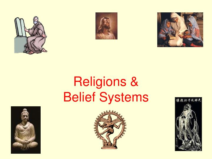 religions belief systems n.