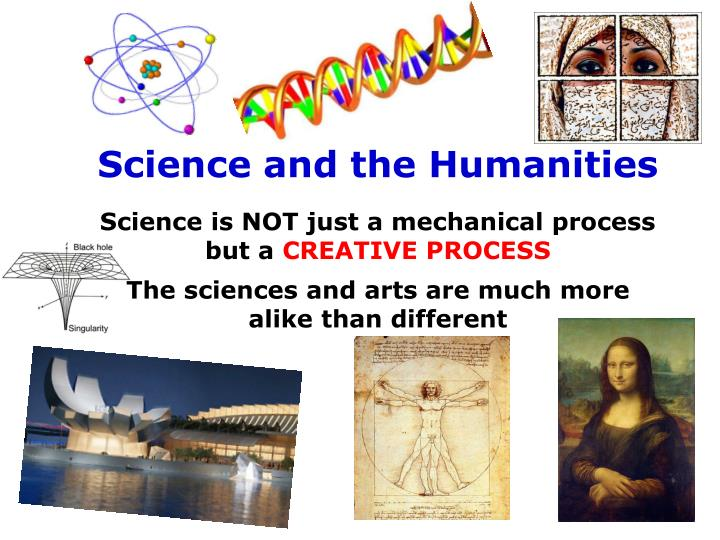 Science and the Humanities