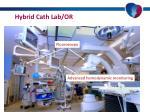 hybrid cath lab or