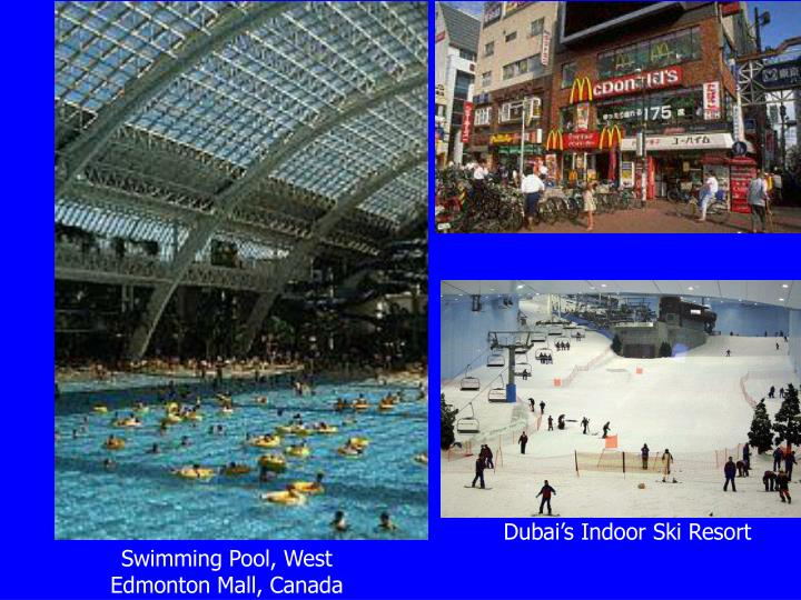Dubai's Indoor Ski Resort