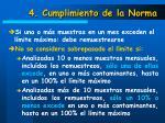 4 cumplimiento de la norma1