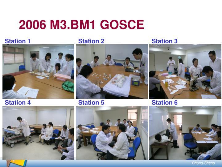 Station 1