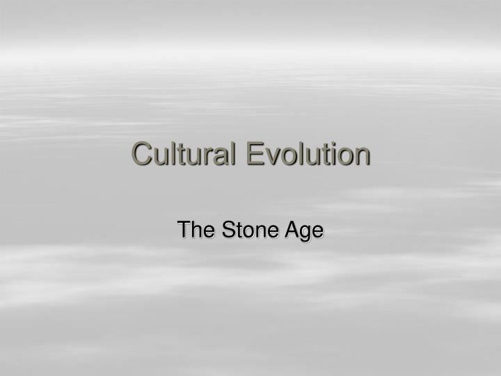 the idea of cultural protectionism and the evolution of culture Cultural capacities as adaptations: culture, cultural transmission, and cultural evolution arise from genetically evolved psychological adaptations for acquiring ideas, beliefs dual inheritance theory: the evolution of human cultural capacities and cultural evolution in r dunbar & l barrett (eds.