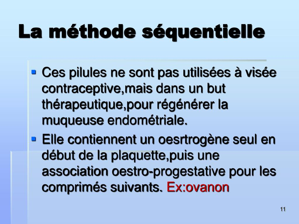 PPT - La contraception hormonal PowerPoint Presentation - ID ...