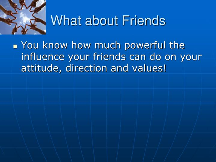 What about Friends