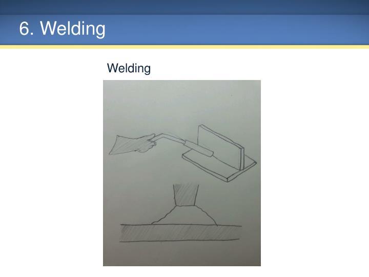 6. Welding