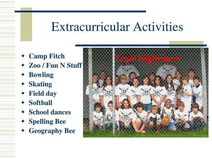 Camp Fitch