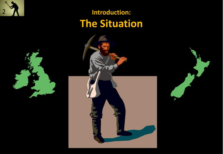 Introduction the situation