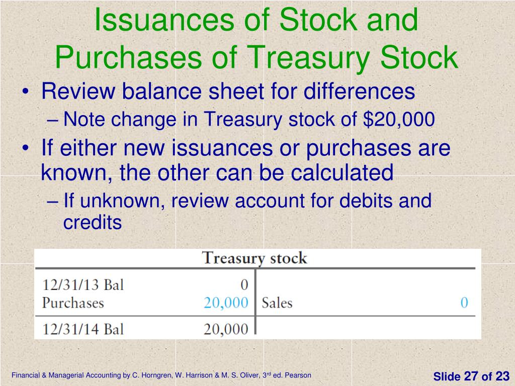 PPT - Chapter 1 4 The Statement of Cash Flows PowerPoint