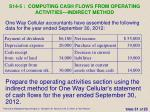s14 5 computing cash flows from operating activities indirect method1