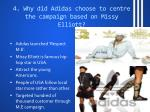 4 why did adidas choose to centre the campaign based on missy elliott