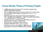 cross border flows of primary pupils2