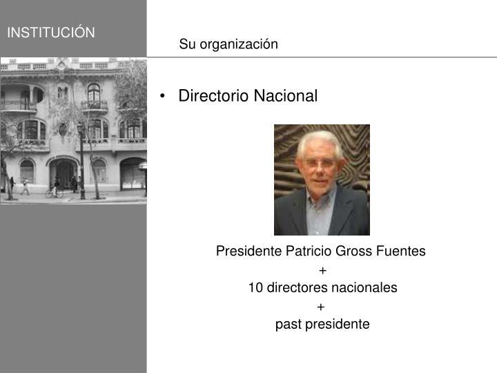 Instituci n1
