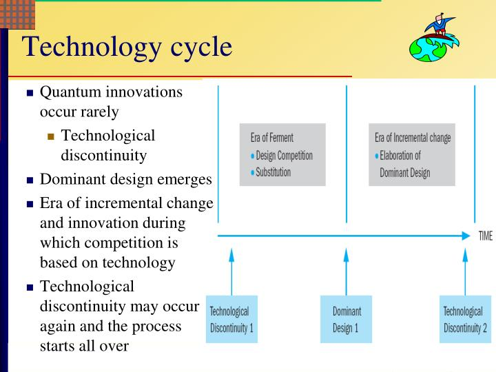 what is technological discontinuity