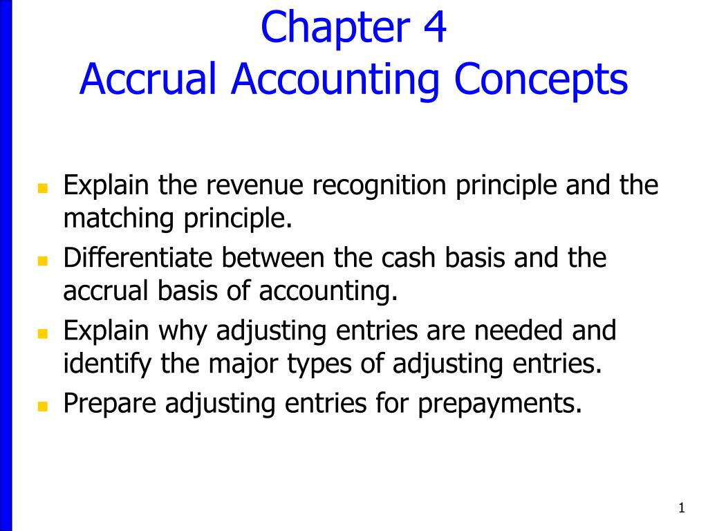 difference between accounting principles and accounting concepts