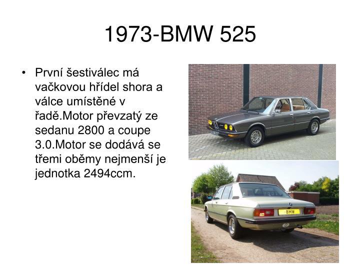 1973 bmw 525