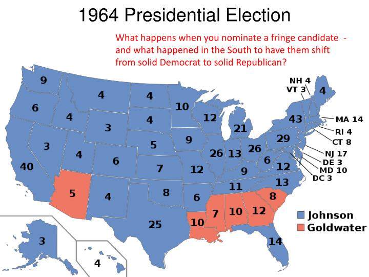 1964 Presidential Election