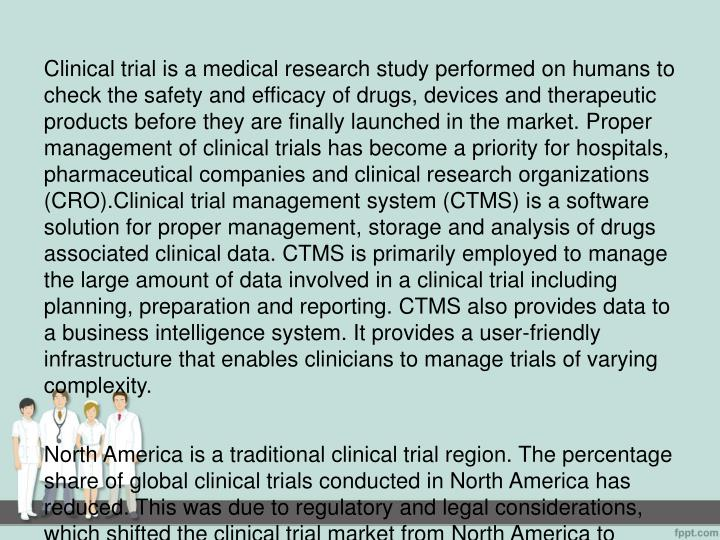 Ppt Global Clinical Trial Management System Market