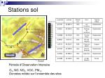 stations sol