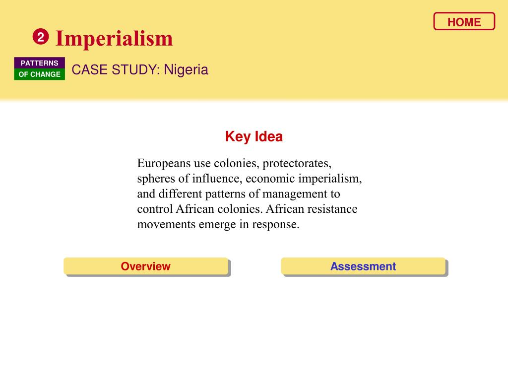 PPT - The Age of Imperialism, 1850-1914 PowerPoint ...