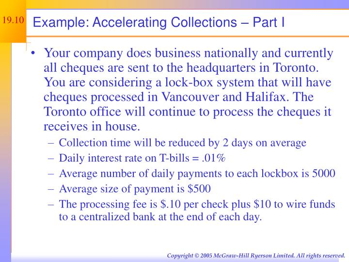 Example: Accelerating Collections – Part I
