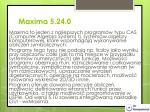 maxima 5 24 0