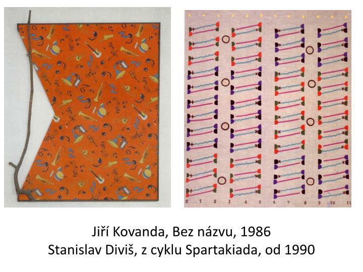 Jiří Kovanda, Bez názvu, 1986