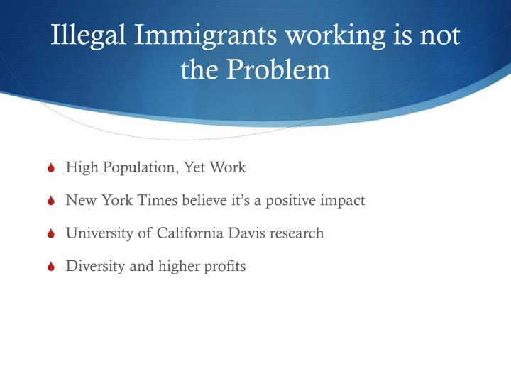 positive impacts of immigration reform The impact of immigration on american society: looking backward to the future  americans and the historical record of immigrant contributions to the evolution of the industrial economy, political reform, and even to the development of american culture  the first impact of immigration is demographic.