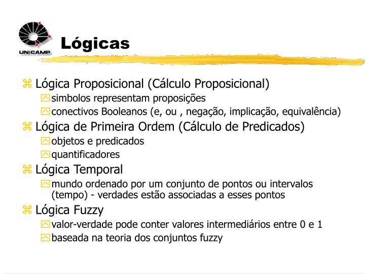 Lógicas