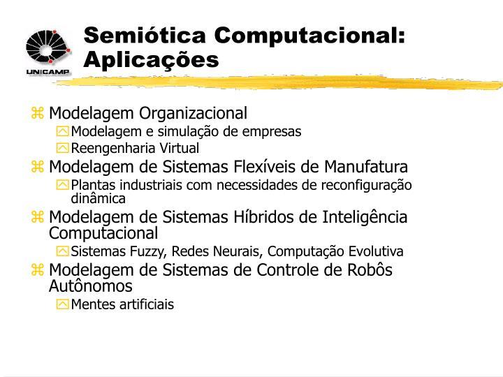 Semiótica Computacional:
