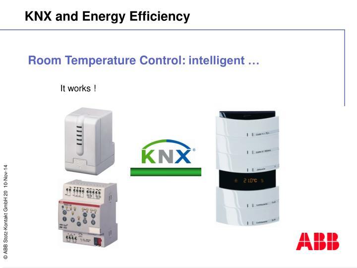 Room Temperature Control: