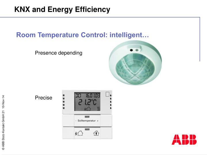 Room Temperature Control: intelligent…