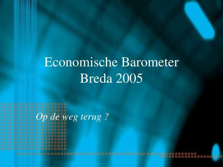 Economische Barometer