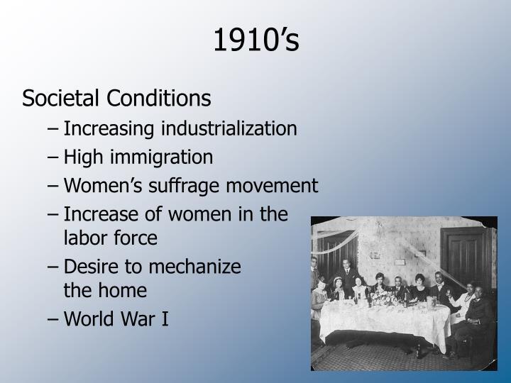 1910 s