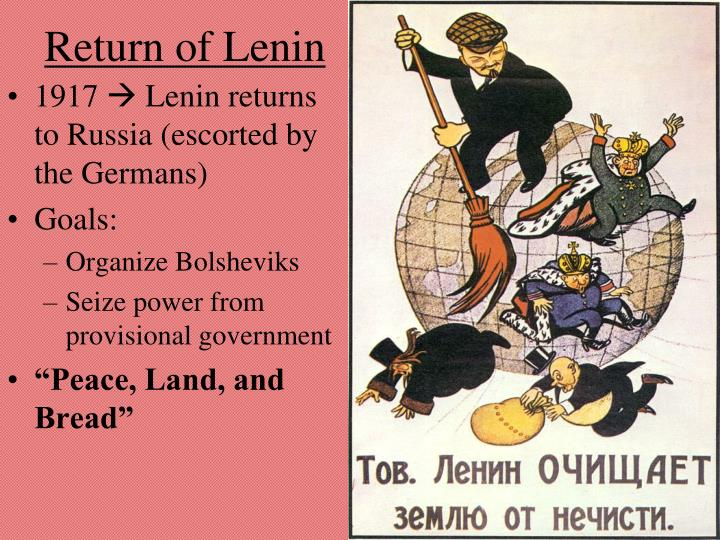 examining the effect of marxism leninism on russia In order to examine the influence of marxism we must first look at the ideas  we  will then look at lenin's adaptation of marxist theory in russia.