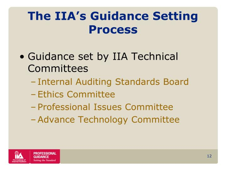 advance auditing concepts and standards Start studying auditing course - chapter 4 learn which of the following concepts are pervasive in the application of generally accepted auditing standards.