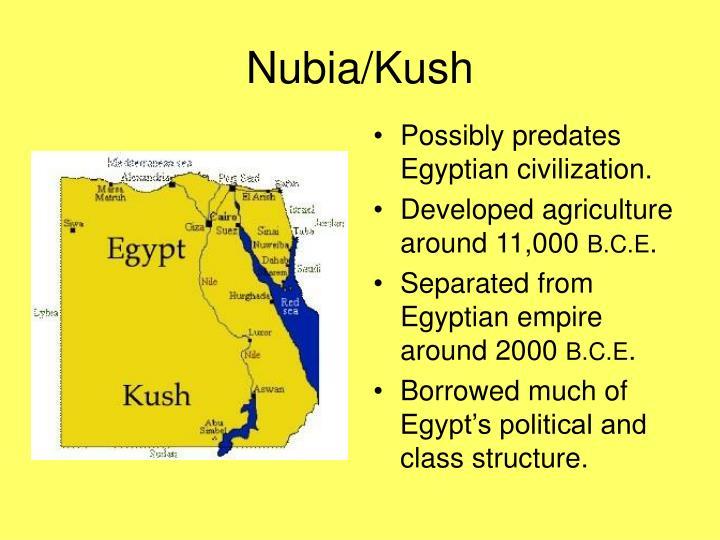 Nubia/Kush