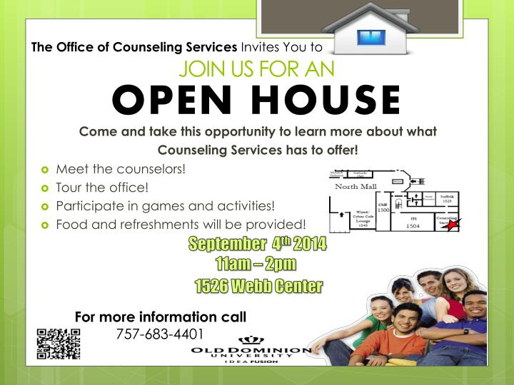 The Office of Counseling Services